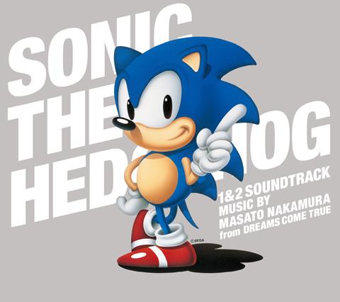 ソニック・ザ・ヘッジホッグ1&2サウンドトラック