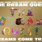 「DREAMS COME TRUE CONCERT TOUR 2017/2018 - THE DREAM QUEST -」 待望のBlu-ray&DVD、リリース決定!!